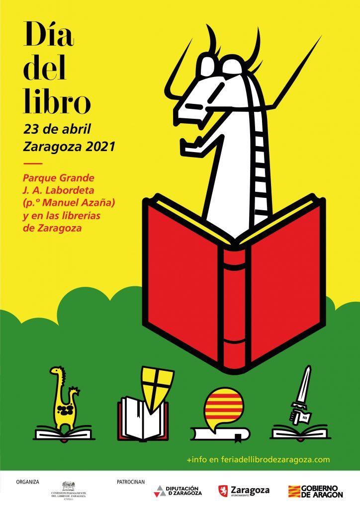 cartel dia del libro 2021
